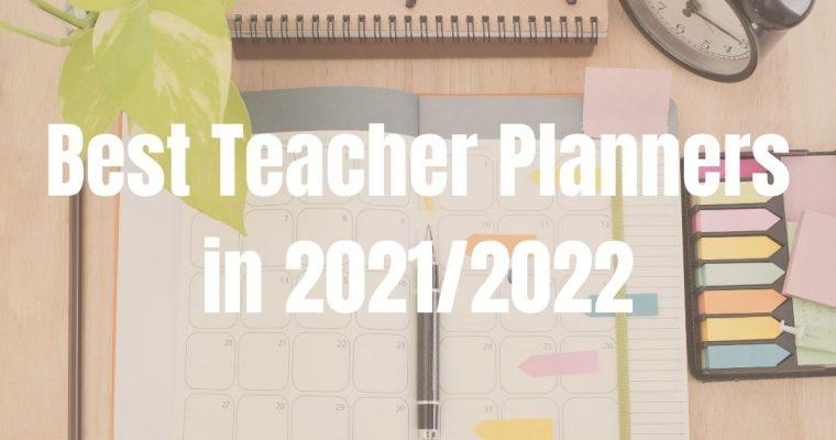 9 Best Teacher Planners in 2021 – 2022