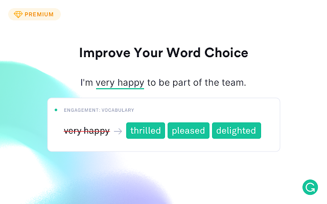 grammarly word choice