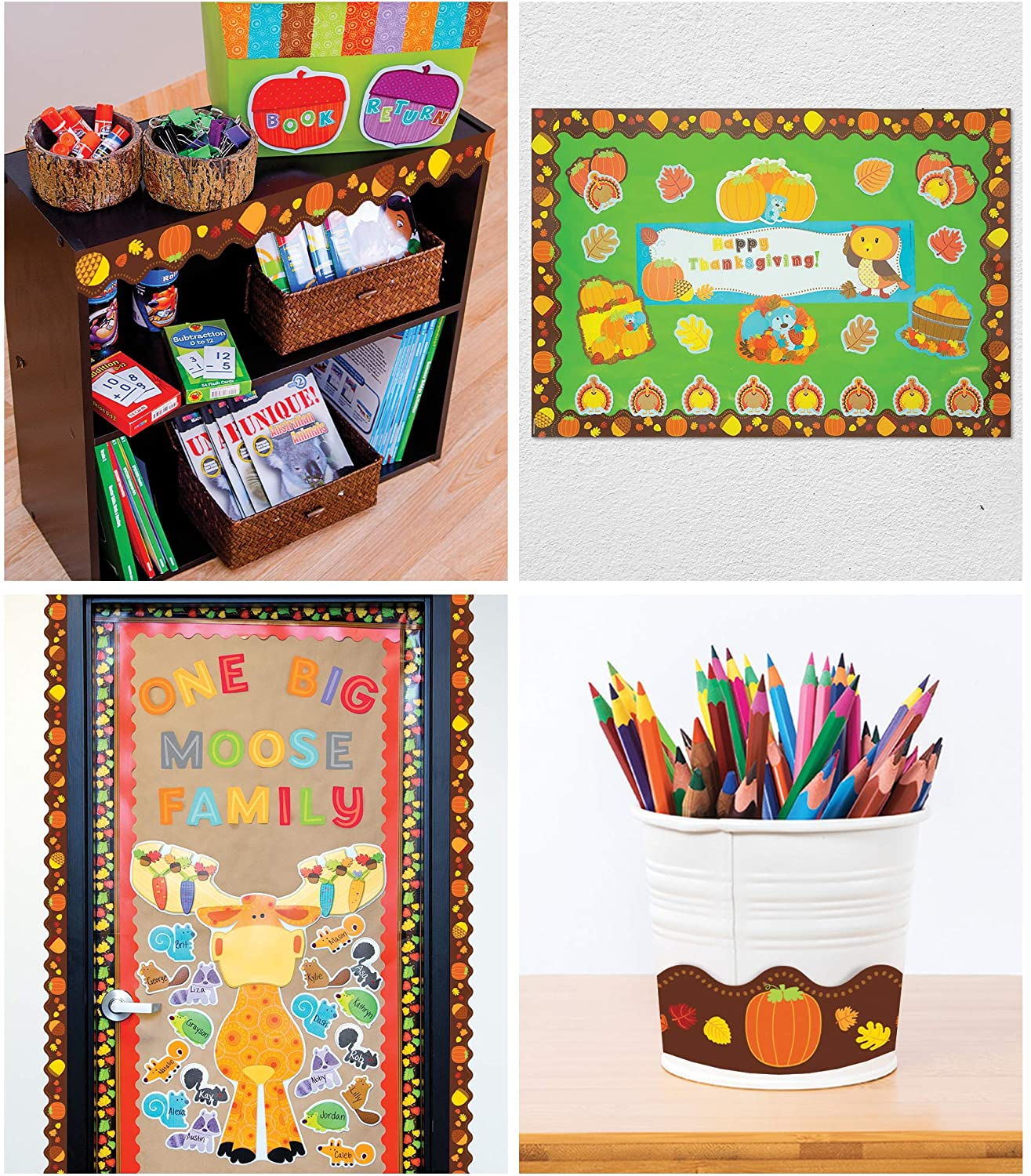 The Best Fall Classroom Decoration Ideas A Tutor