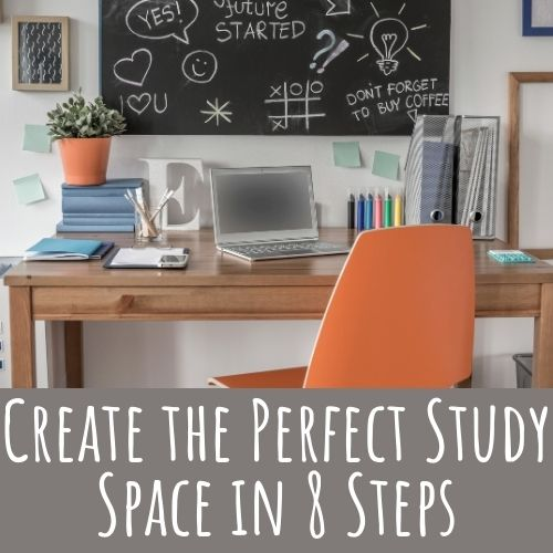 perfect study space