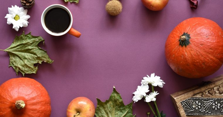 Fall Decoration Ideas for Online Classes