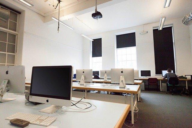 GRE general test room