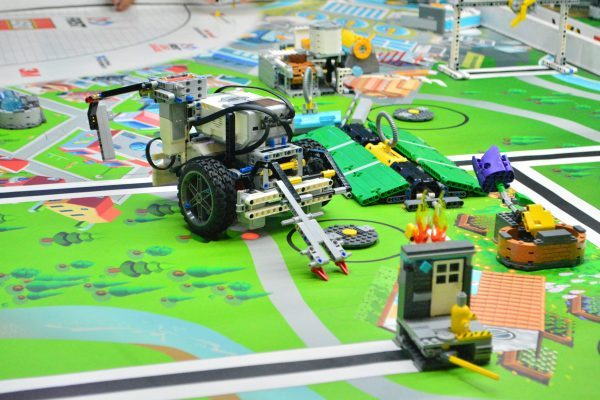 robotics coding