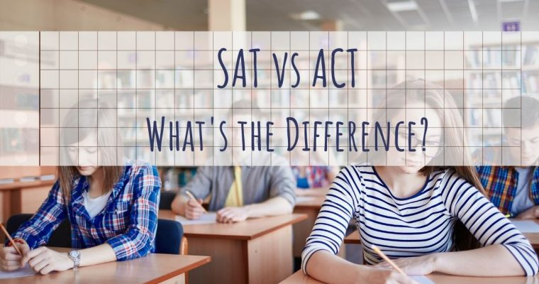 What's the Difference Between SAT and ACT