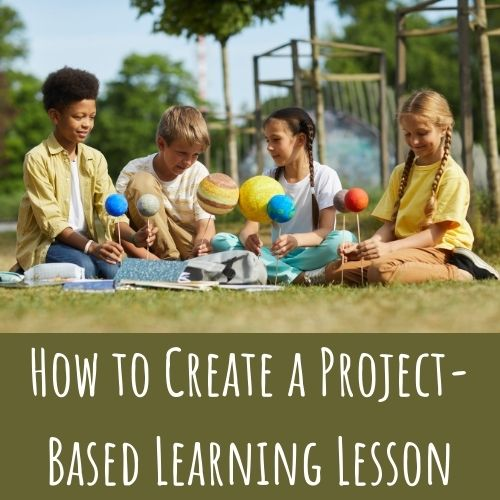Create a PBL Lesson