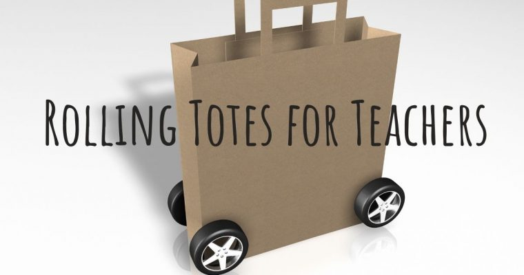 The 7 Best Rolling Bags and Rolling Totes for Teachers
