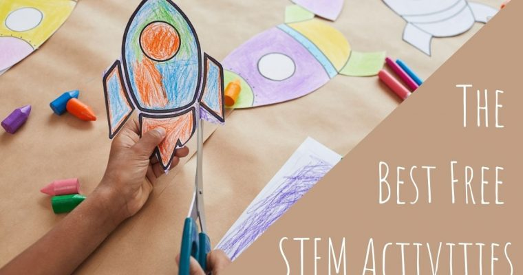 The 8 Best Free STEM Activities for Home and School