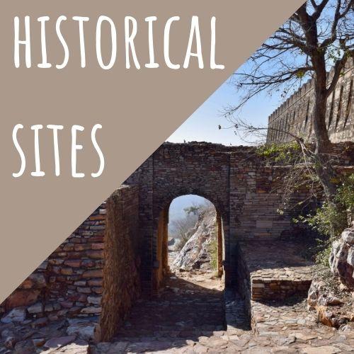 visit historical architecture