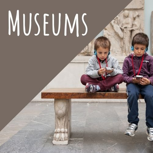 museums with kids