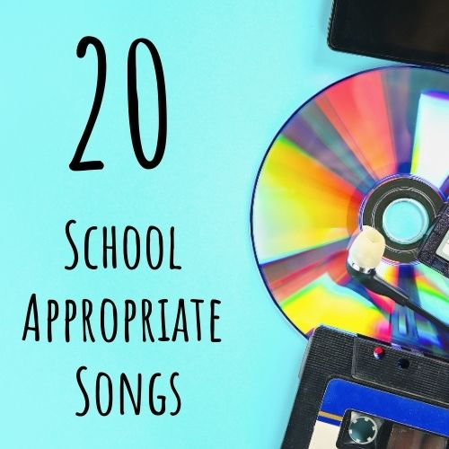 20 songs to play at school