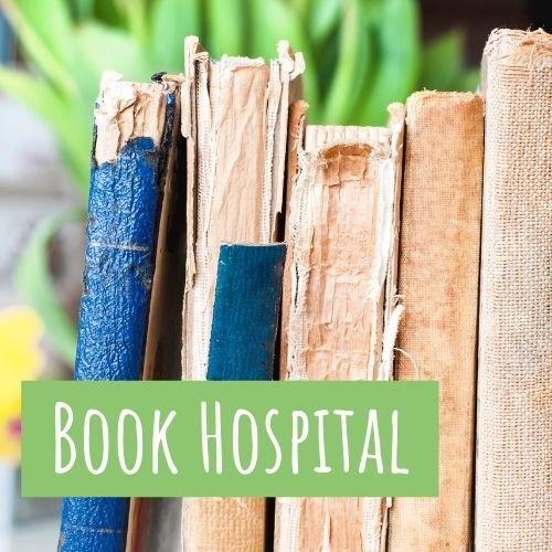 book hosptal