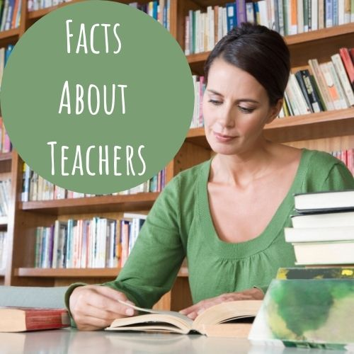 10 teacher facts