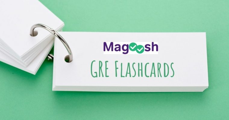 Is Magoosh GRE Flashcards Enough to Ace the GRE?