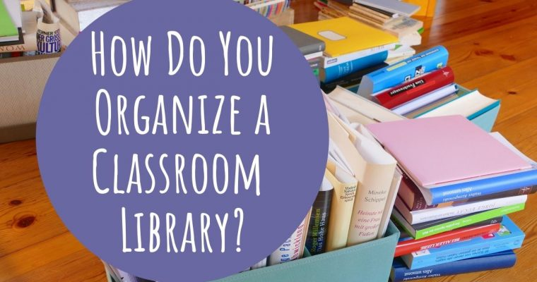 Classroom Library Organization Tools and Apps in 2021