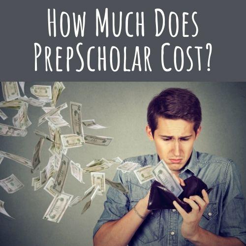 PrepScholar Cost