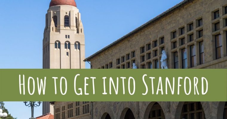 PrepScholar How to Get into Stanford