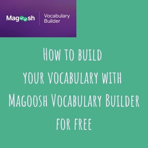 vocabulary Magoosh