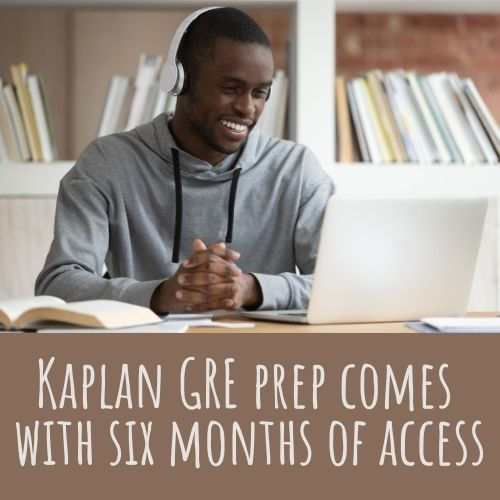 access to kaplan online material