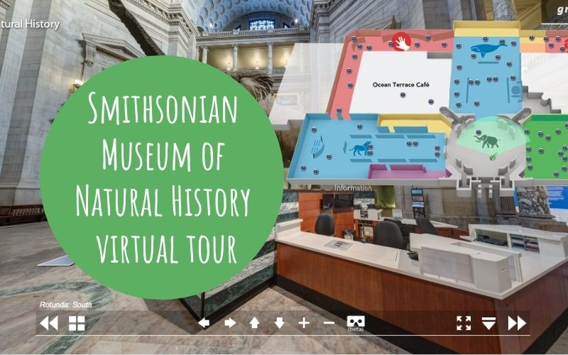 virtual Smithsonian Museum for students