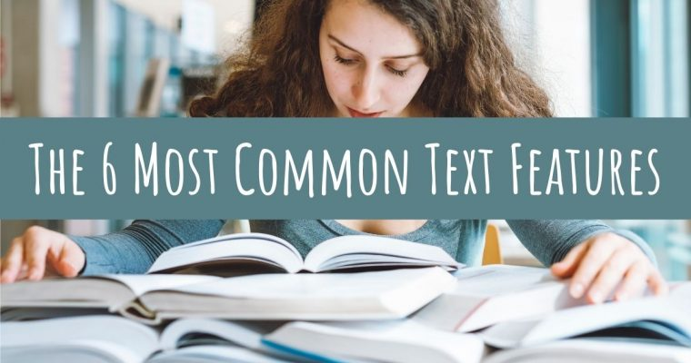 What Are Text Features? The 6 Most Common Text Features