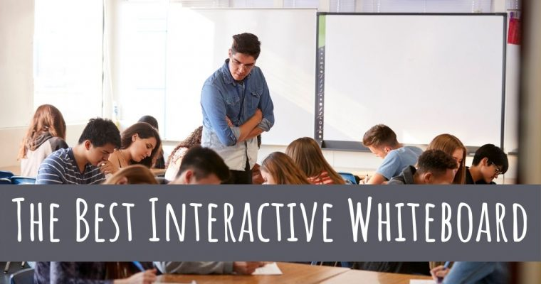 The Best Interactive Whiteboard for Classrooms or Homeschool