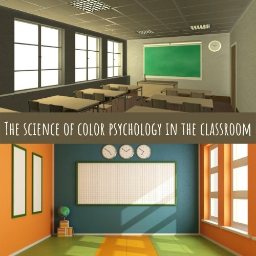 best classroom colors