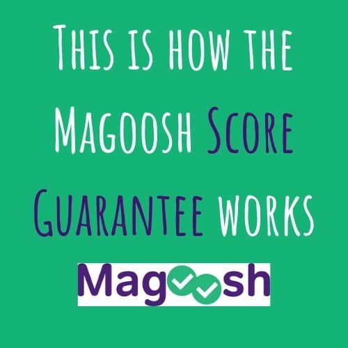 Magoosh Scores