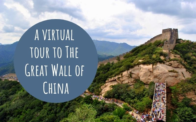 virtual escape to china