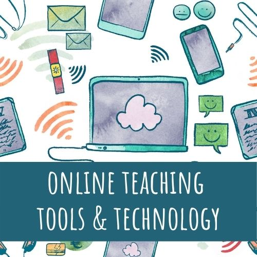 online teaching tools and technology