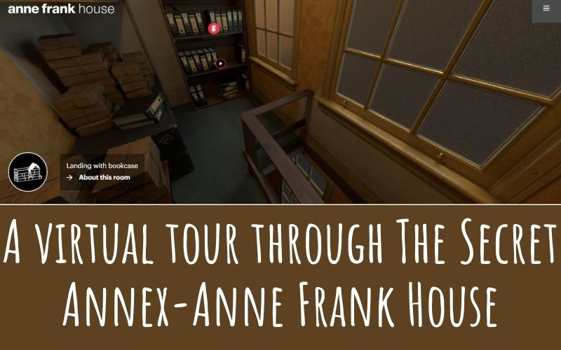 Virtual Tour Anne Frank House