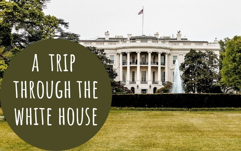 a virtual field trip to the white house