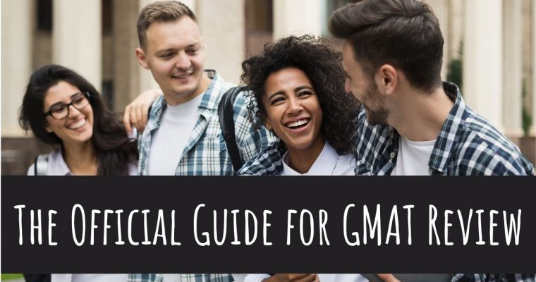The Official Guide for GMAT Review – 2021 Bundle